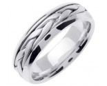 950 Platinum Wedding Band 6-7-8mm - PWB-260