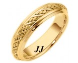 Yellow Gold Wedding Band 5mm YG-266