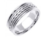 950 Platinum Wedding Band 6-7-8mm - PWB-355