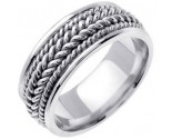 950 Platinum Wedding Band 6-7-8mm - PWB-362