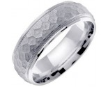 950 Platinum Wedding Band 6-7-8mm - PWB-658