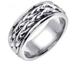 950 Platinum Wedding Band 6-7-8mm - PWB-659