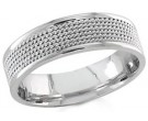 950 Platinum Wedding Band 6-7-8mm - PWB-855