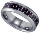 Tungsten + Ceramic Band GDTB-19016