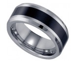 Tungsten + Ceramic Band GDTB-19020